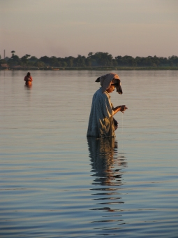 Birmanie_U Bein bridge fisher