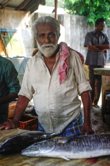 Inde_Kerala_Fish seller_Alleypey