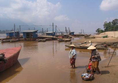 Laos_mékong Champassak